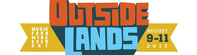 Outside Lands 2013 (banner)