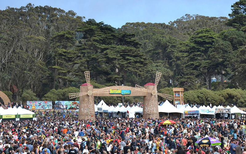 San Francisco Outside Lands 2013