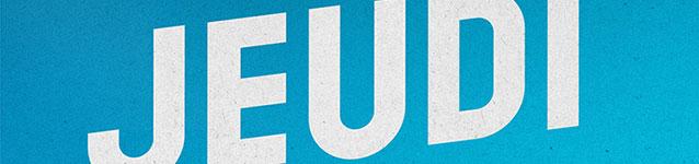 Jeudi's Friends Volume 3 (banner)