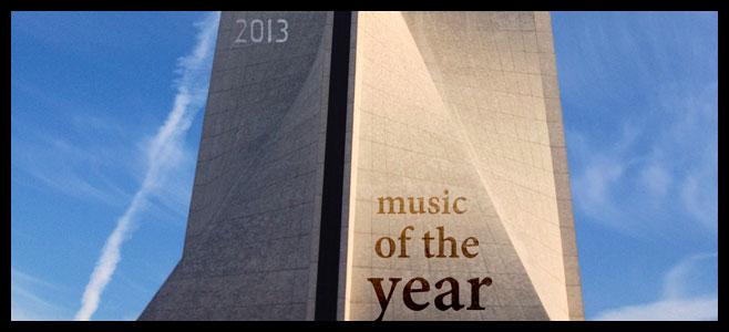 2013's Best Music
