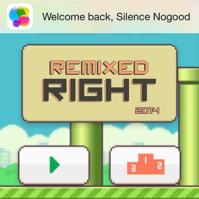 Remix Right 2014