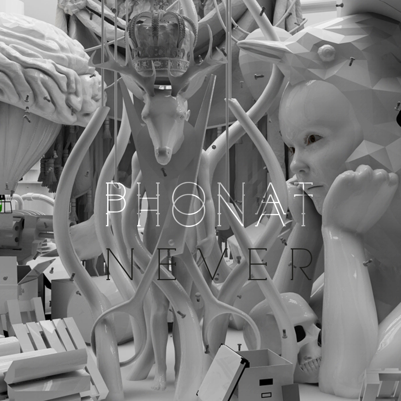 Phonat - Never (Icarus Remix)