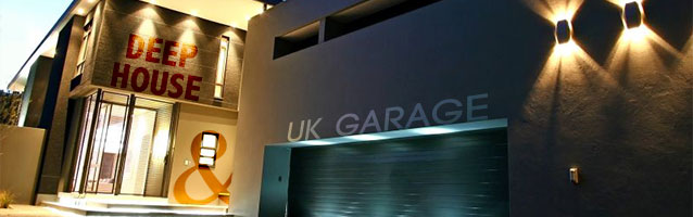 Deep House & UK Garage 2014 (banner)