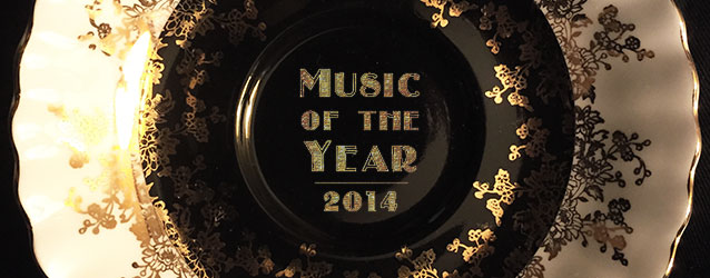 2014's Music of the Year