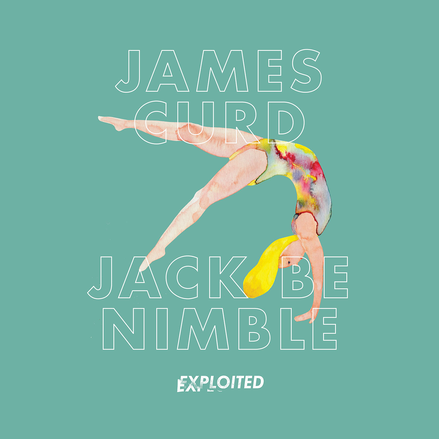 Jack Be Nimble by James Curd