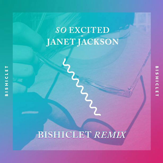 Janet Jackson - So Excited (Bishiclet Remix)