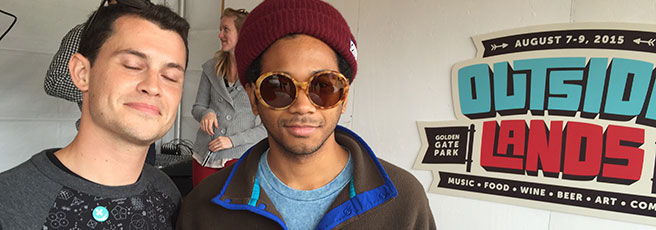Toro Y Moi at Outside Lands
