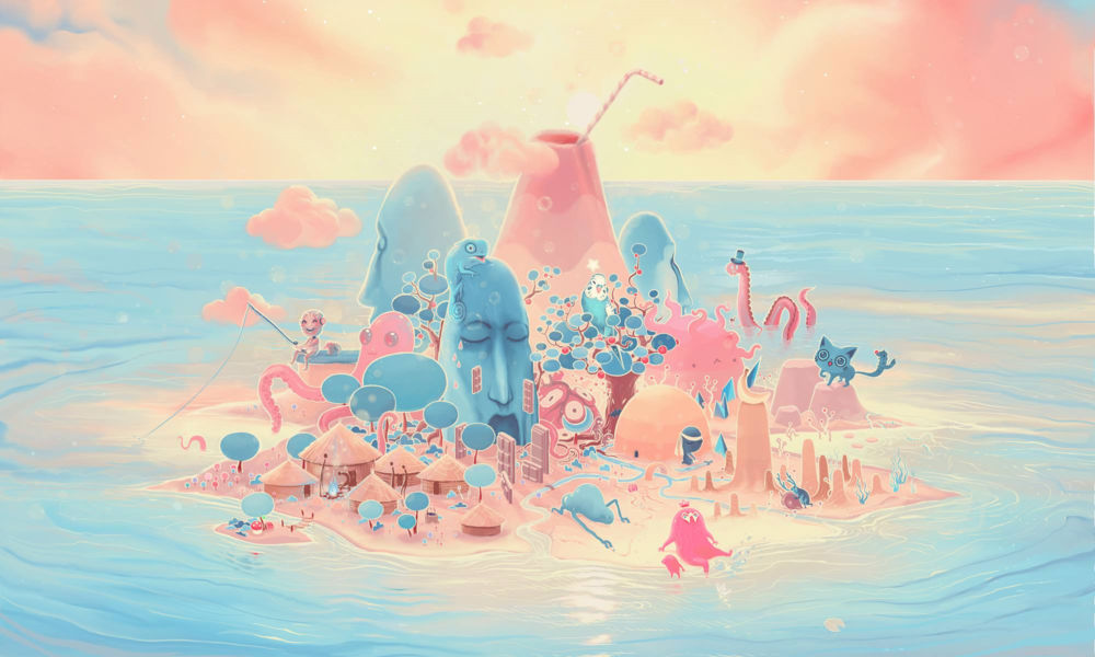 Soda Island Music