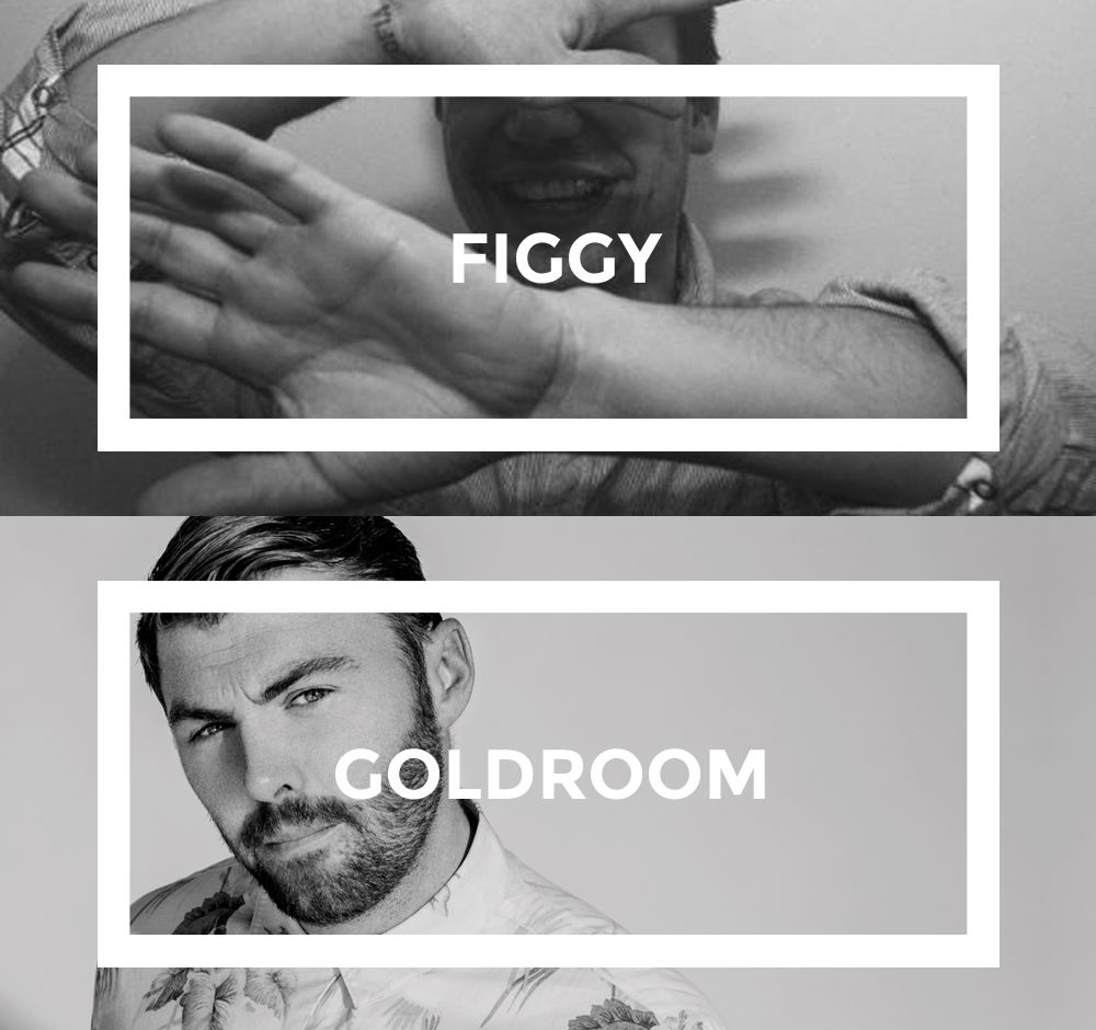 Figgy and Goldroom Live in San Francisco