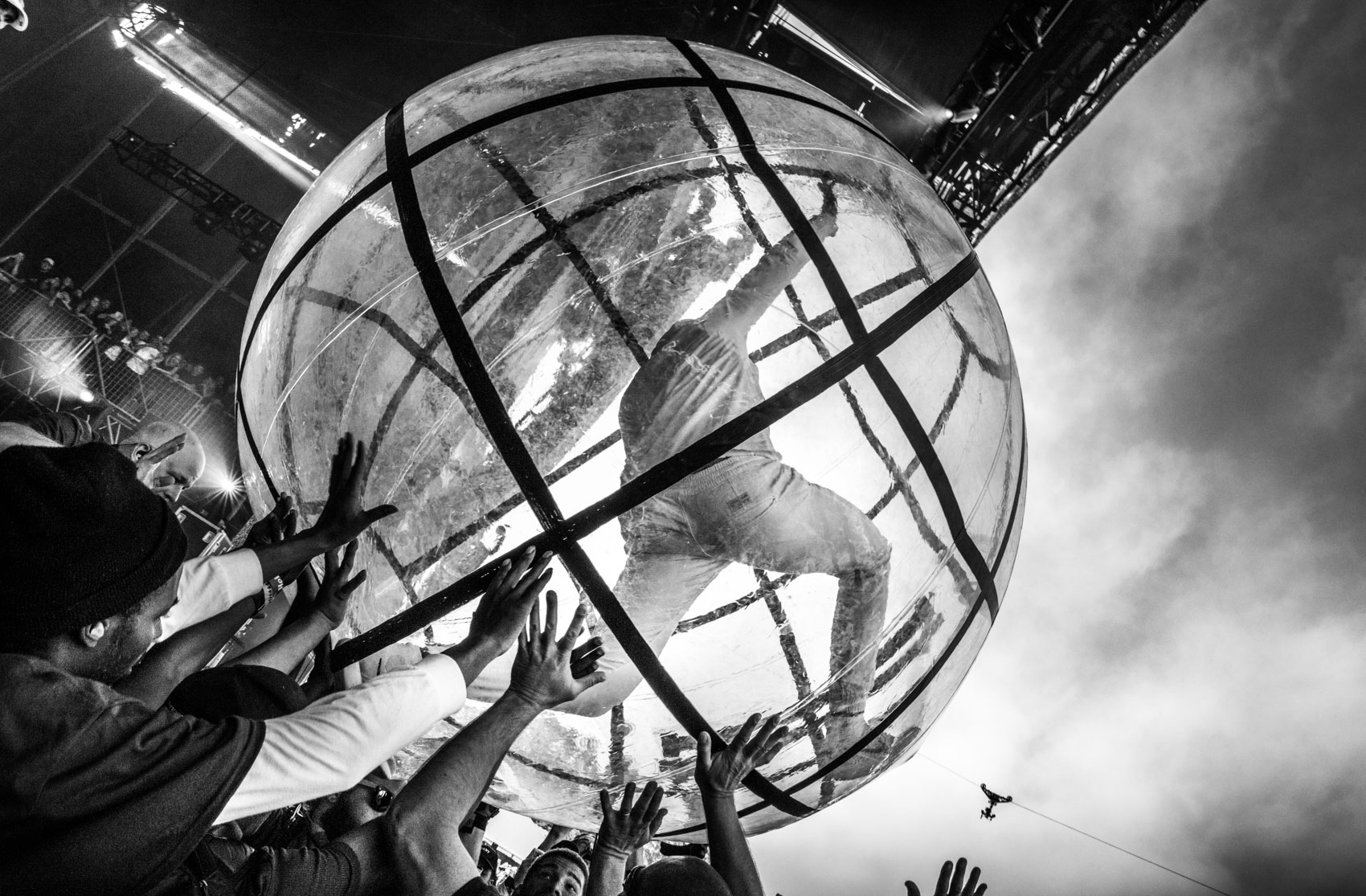 Diplo Bubble - Outside Lands 2016