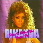 Rihanna Goes 80's Retro