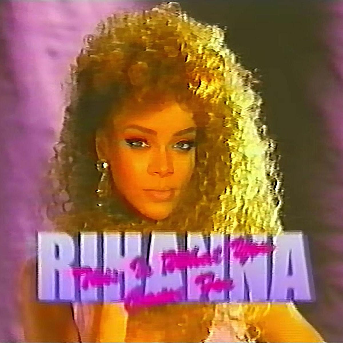 Rihanna 80s Remix