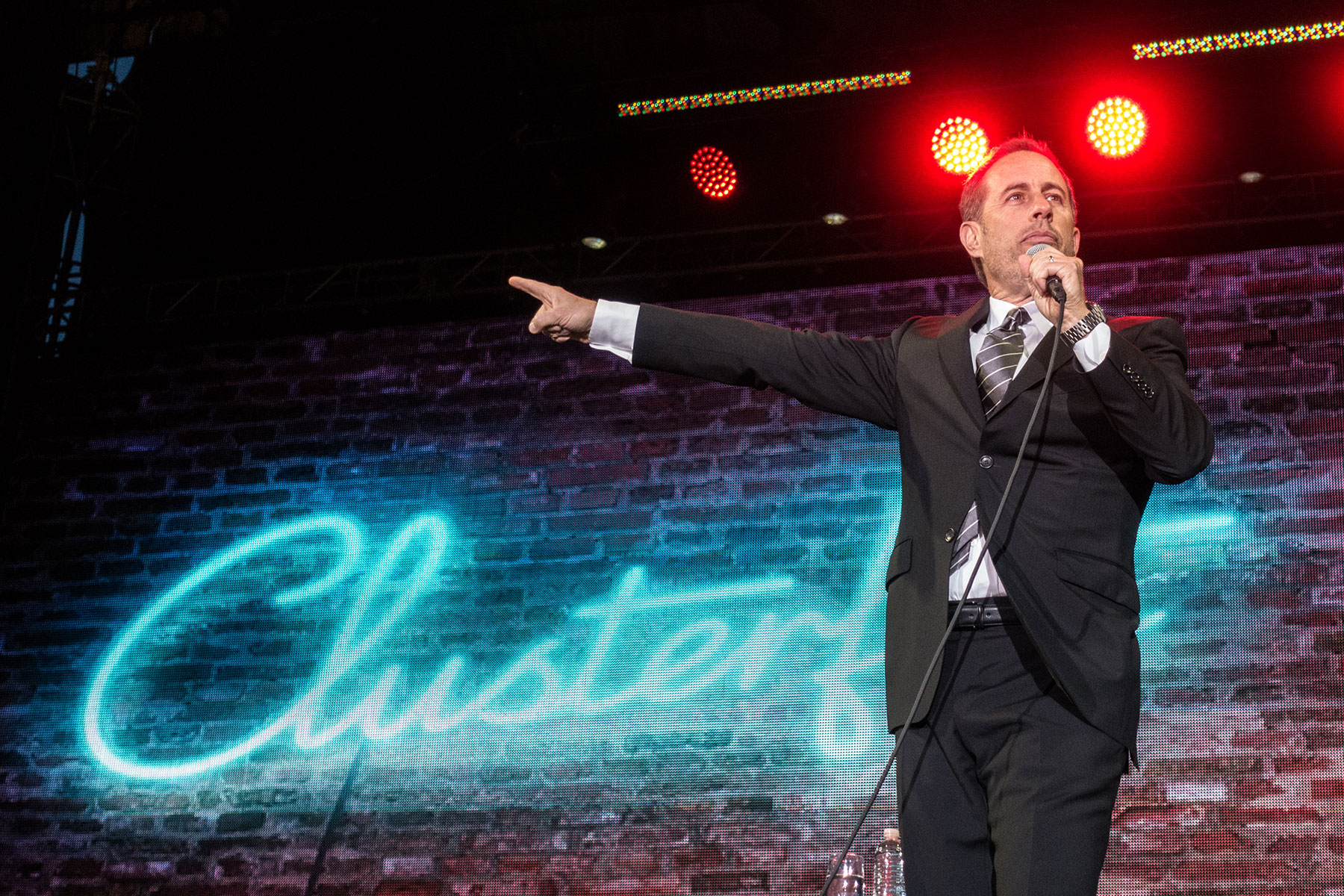 Seinfeld at Clusterfest