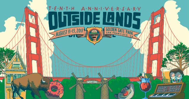 Outside Lands 2017 (banner)