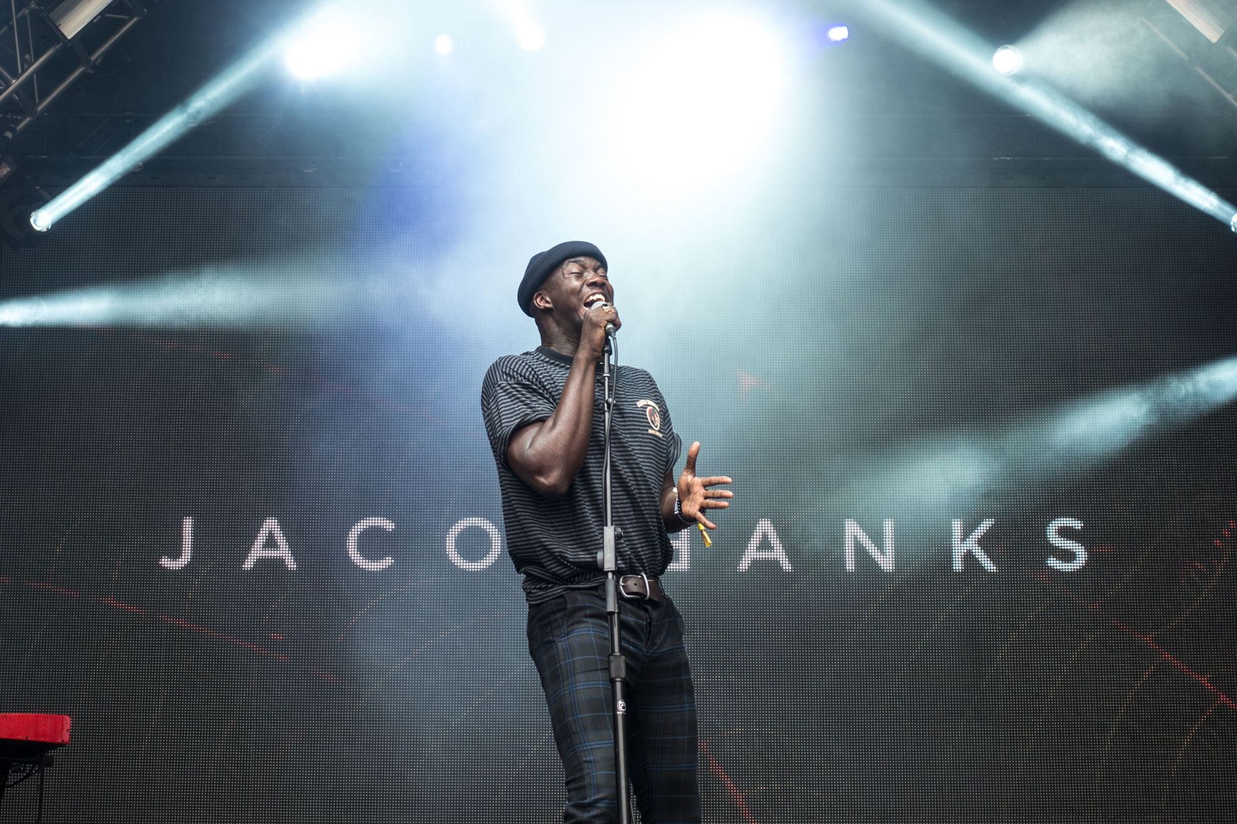 Jacob Banks at Outside Lands