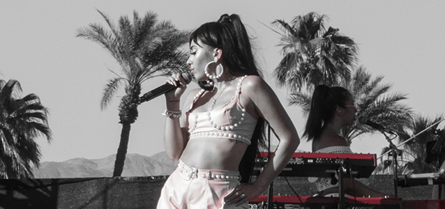 Kali Uchis at Coachella (banner)