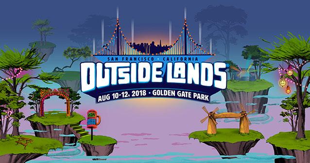 Outside Lands 2018 (banner)
