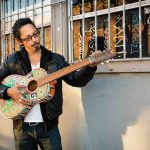 Tommy Guerrero and his guitar