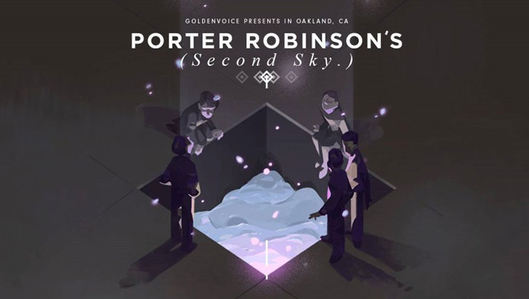 Porter Robinson - Second Sky