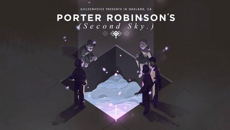 Porter Robinson - Second Sky