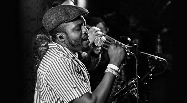 Durand Jones and The Indications at SXSW 2019 (banner)
