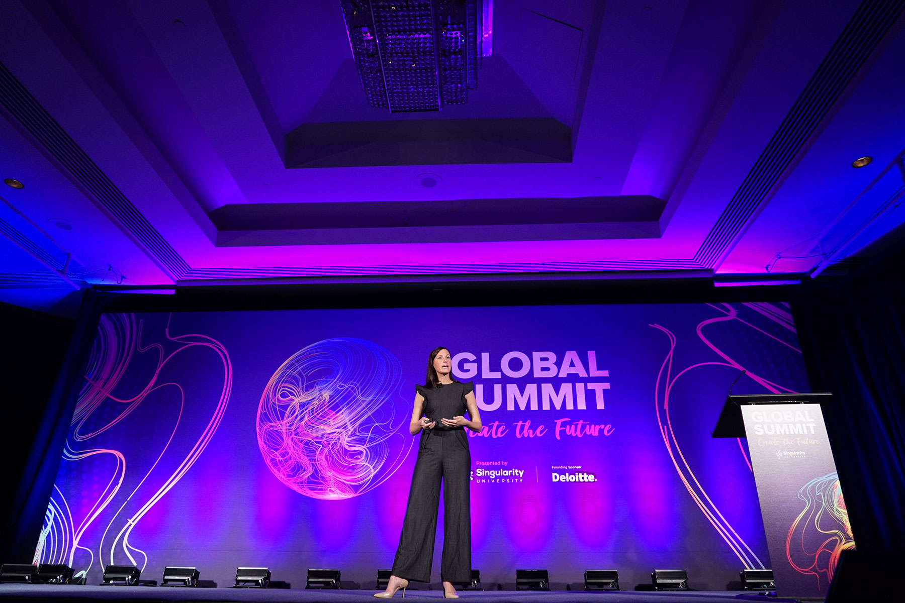 Singularity University's Global Summit 2019