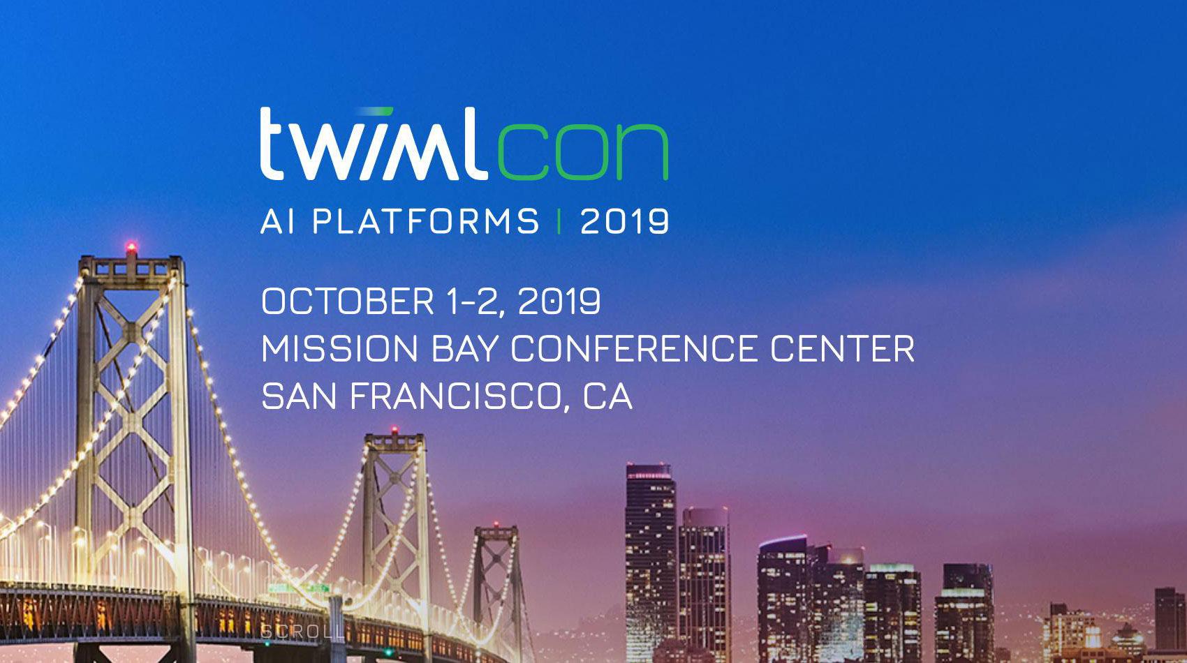 TWIMLcon 2019
