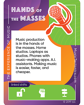 Hands of the Masses Experience by Music Tectonics