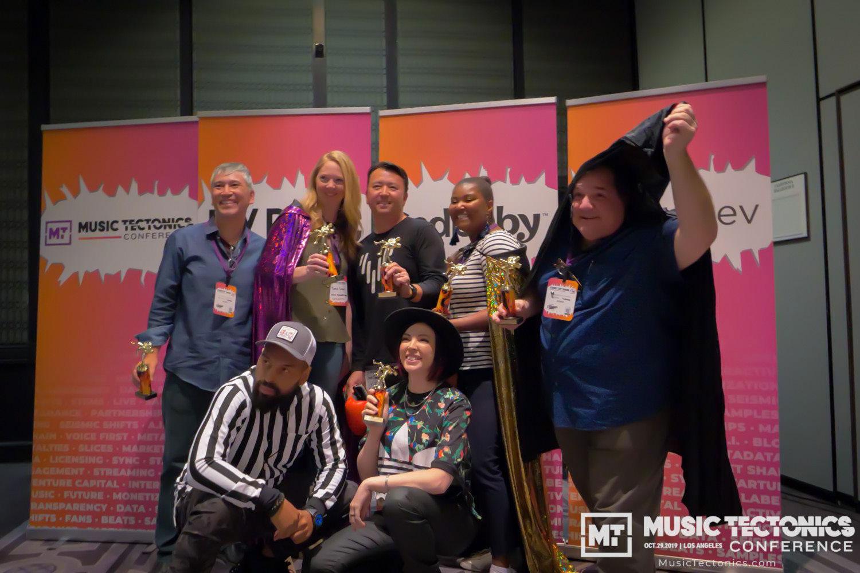Music Tectonics Conference 2019 - Blockchain