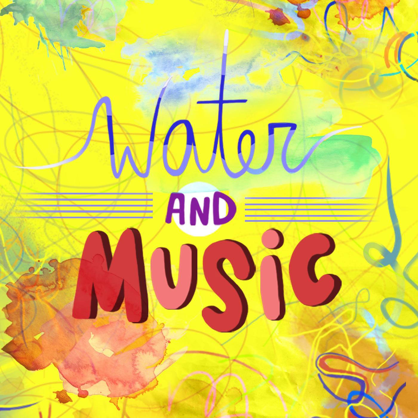 Water & Music Podcast by Cherie Hu