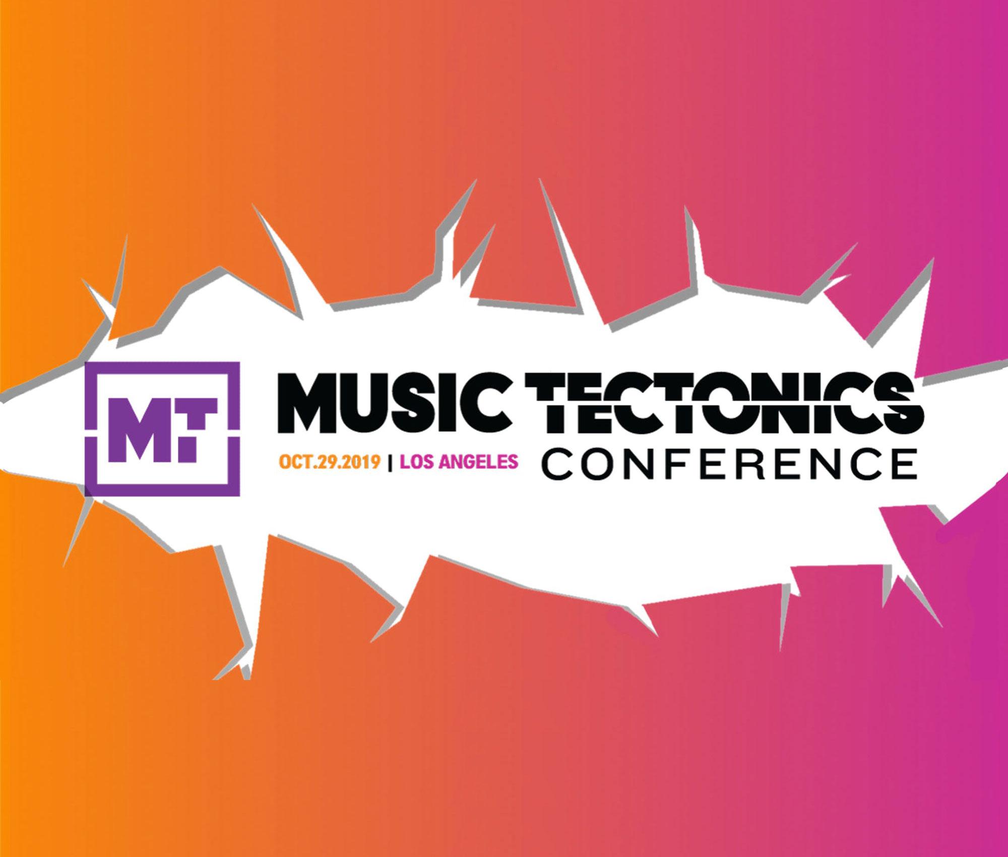 Music Tectonics Conference 2019