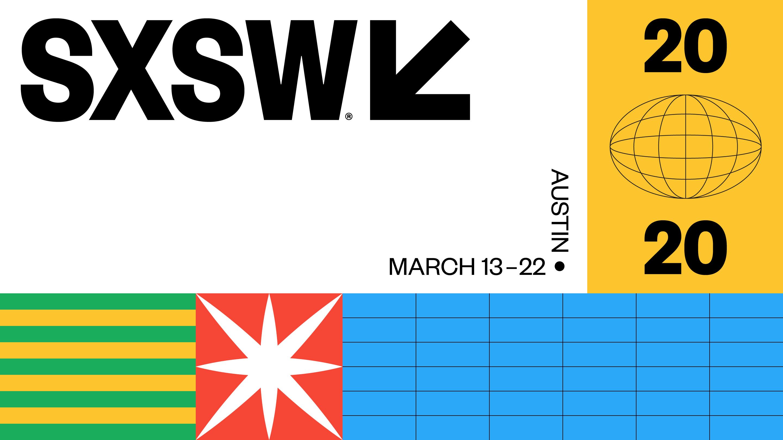 SXSW 2020 Logo